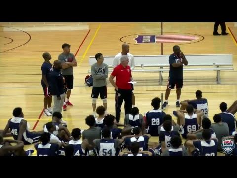 USA Basketball Live Stream - 2017 Men's Junior National Team October Minicamp
