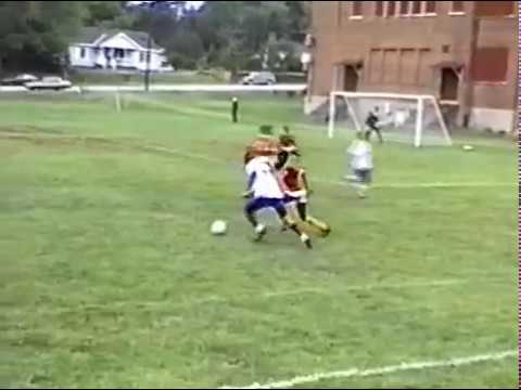 Longwood College Soccer - 1990