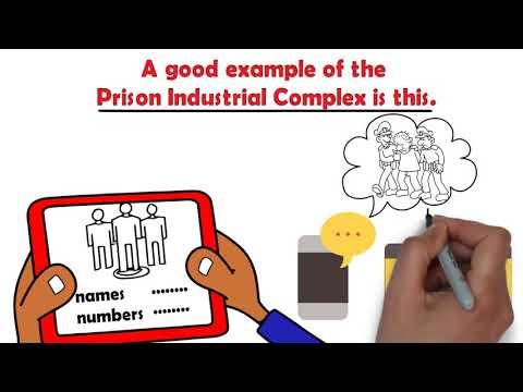 PRISON INDUSTRIAL COMPLEX - AN EXPLAINER