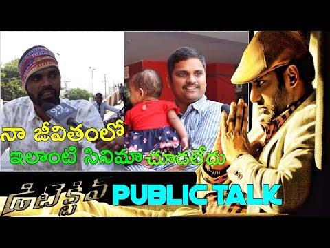 Detective Telugu Movie Public Talk | Public Review | Vishal, Andrea, Anu Immanuel | 99 Reels
