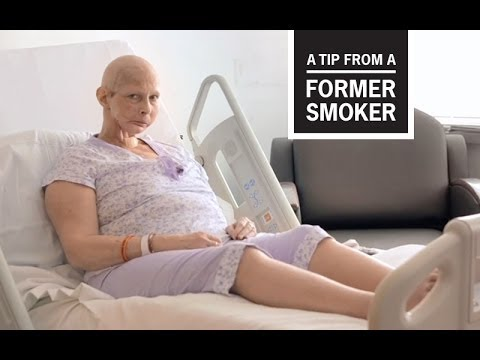 CDC: Tips From Former Smokers - Terrie Don't Smoke Ad