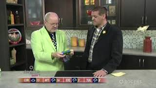 15 - It's A Trick! on Rogers Daytime with Peter Mennie