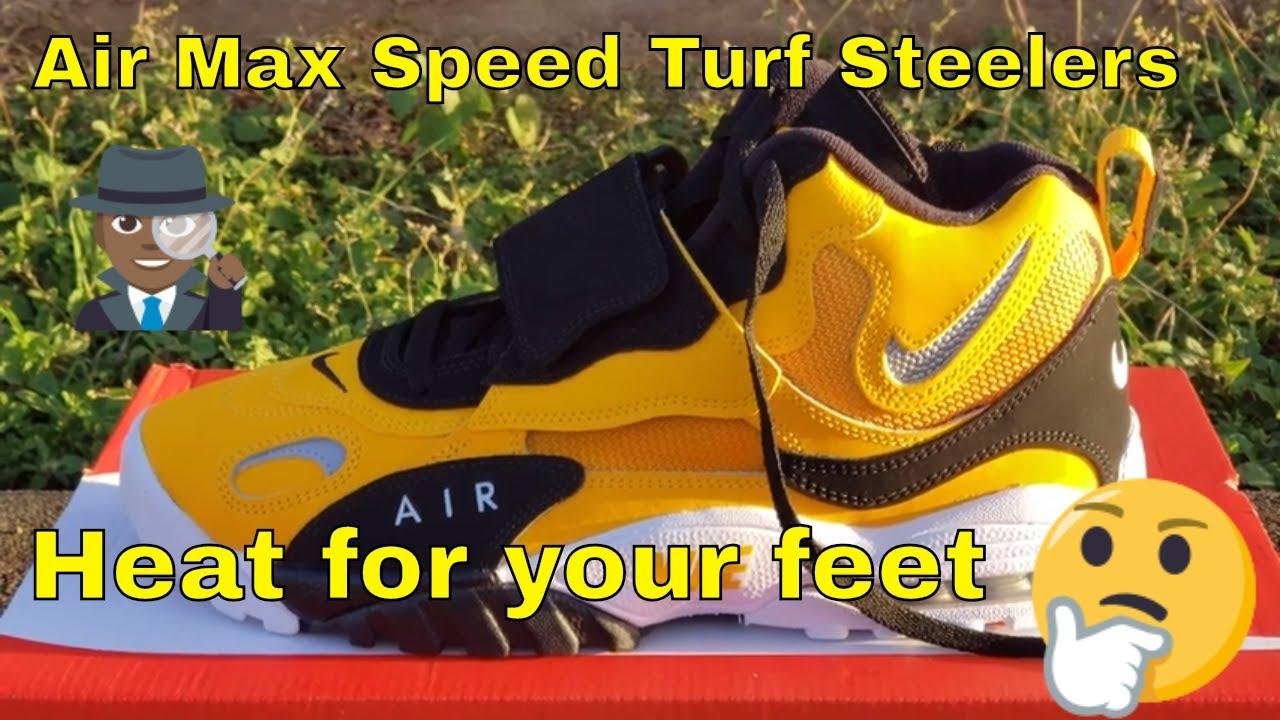 nike turf yellow