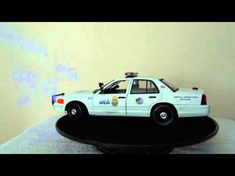 DEA DRUG ENFORCEMENT ADMINISTRATION FORD CROWN VICTORIA