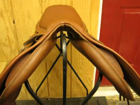 Used Jump Saddle For Sale- Wintec 500 Jump 16