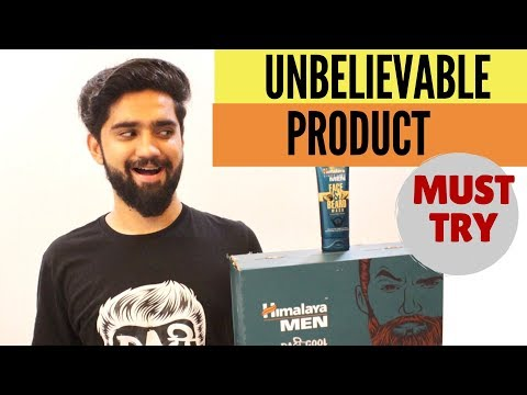 HIMALAYA Face & Beard Wash! | Reviewing The Unbelievable Product