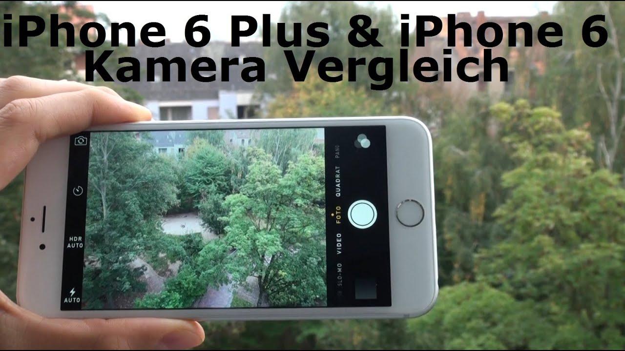iphone 6 iphone 7 kamera vergleich