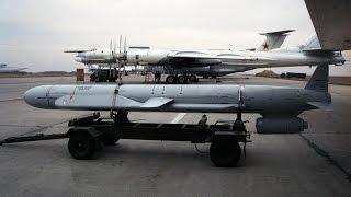 Дальняя авиация ВКС России наносит удары по террористам ИГИЛ в Сирии