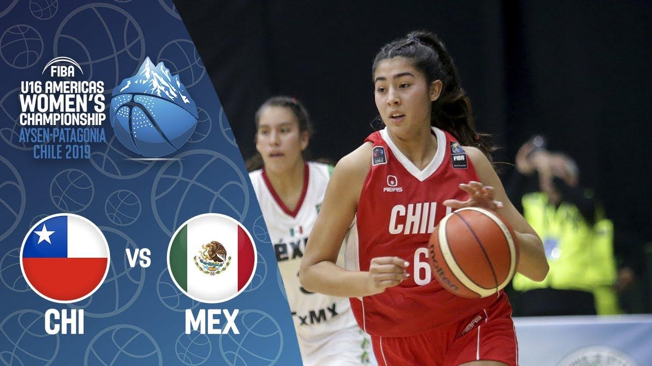Chile v Mexico