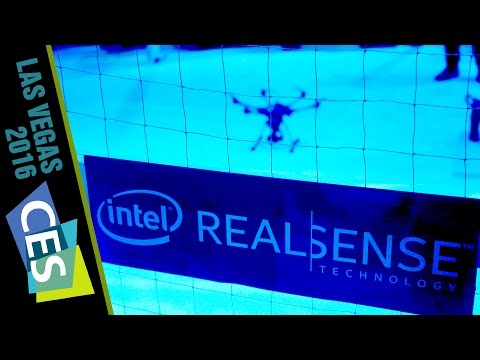 Intel RealSense Collision Avoidance for Drones