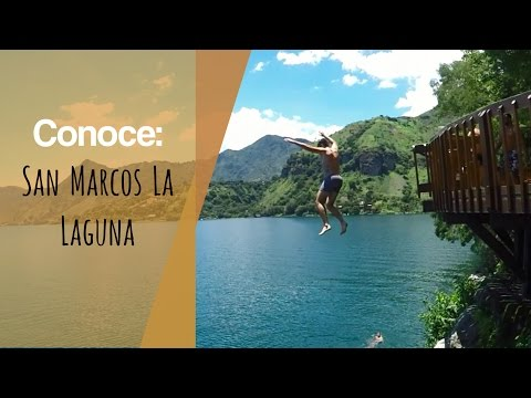 Conoce San Marcos La Laguna, Lago Atitlán, Guatemala |Guide Guate|