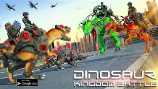 Monster World: Dinosaur War