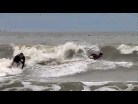 Galveston Texas Surf