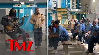 Justin Bieber Sings 'Lonely' to Small Group of Prisoners | TMZ