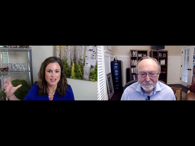 Heidi Hanna and Stephen Porges 2020 Global Stress Summit Interview Polyvagal Theory