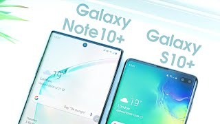 Samsung Galaxy Note 10+ vs S10+ | Which Is Best?