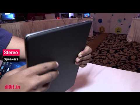 Samsung TabPro S: First Look | Digit.in