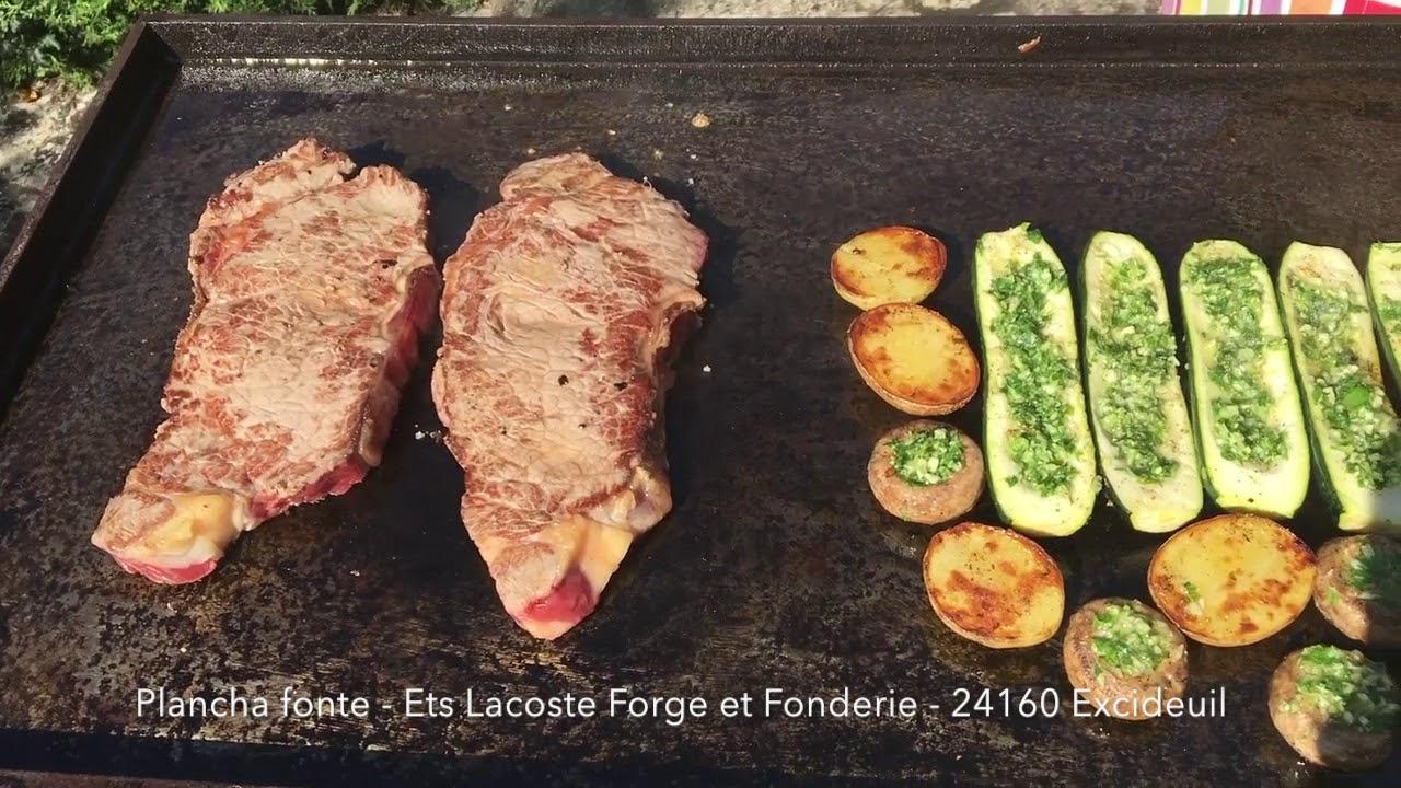 Ets LACOSTE - Forge et Fonderie - Atelier Plancha - 24160 Excideuil ... c66a693868a3