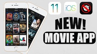 NEW Movie App: Watch Movies & TV Shows FREE iOS 11 - 11.3.1 / 10 / 9 NO Jailbreak iPhone, iPad, iPod