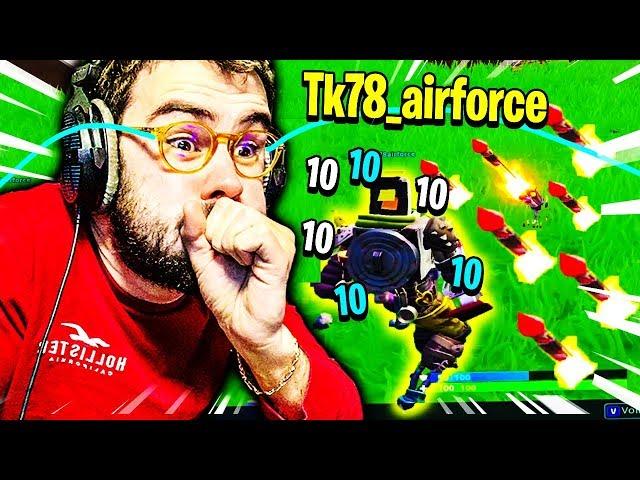 JE FAIS CROIRE A TK78 QUE LES FUSÉES DONNENT DU SHIELD !!