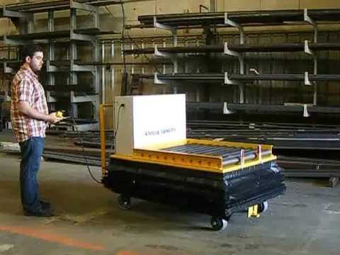 Titan Mold Cart 3025: 4400 lb Capacity