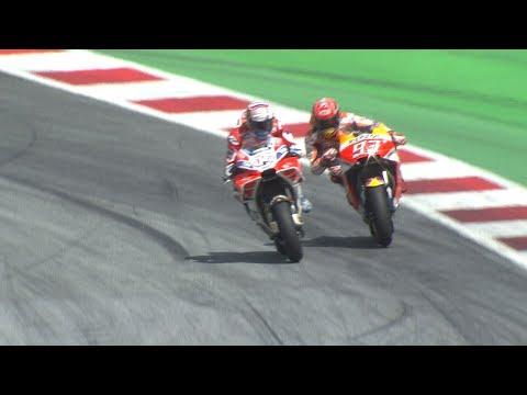 Overtake Analysis: Memorable passes at the #AustrianGP