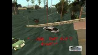 Two Days Before the Day After Tomorrow: The San Andreas Flood Crisis - GTA San Andreas (for PC)