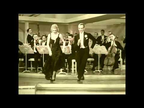 "Roberta Finale, Astaire & Rogers, ""I Won't Dance"" In HD, Slo Mo Encore!"