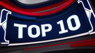 Top 10 NBA Plays of the Night | April 2, 2017