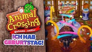 Ich hab GEBURTSTAG! 🌳 11 • Let's Play Animal Crossing New Leaf [Staffel 6]