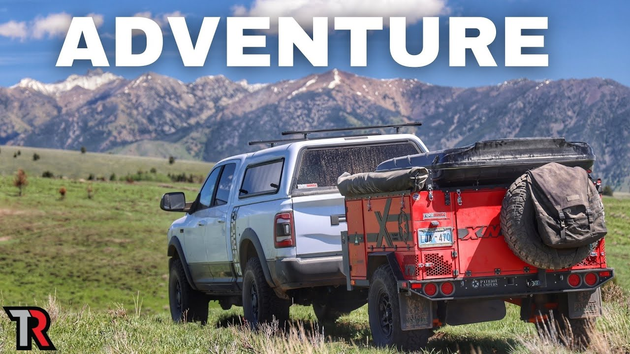Father & Son Overland Adventure