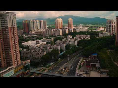ShenZhen Timelapse 20-07-2017