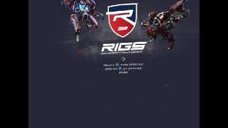 RIGS™ Mechanized Combat League