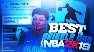 BEST DRIBBLE GOD MOVES IN NBA 2K19 •BEST SIGNATURE STYLES •BECOME A DRIBBLE GOD IN DAYS (MUST WATCH)