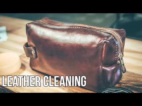 How To Clean, Polish And Protect Your Leather Products - Journals, Shoes, Coats, And Bags