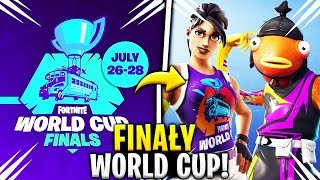 WORLD CUP! | SKINS, FREE ITEMS! FORTNITE