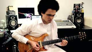 Michael Jackson ft. Akon - HOLD MY HAND - Guitar Cover by Adam Lee