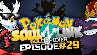 Pokémon Gold & Silver Soul Link Randomized Nuzlocke w/ ShadyPenguinn!! - Ep 29