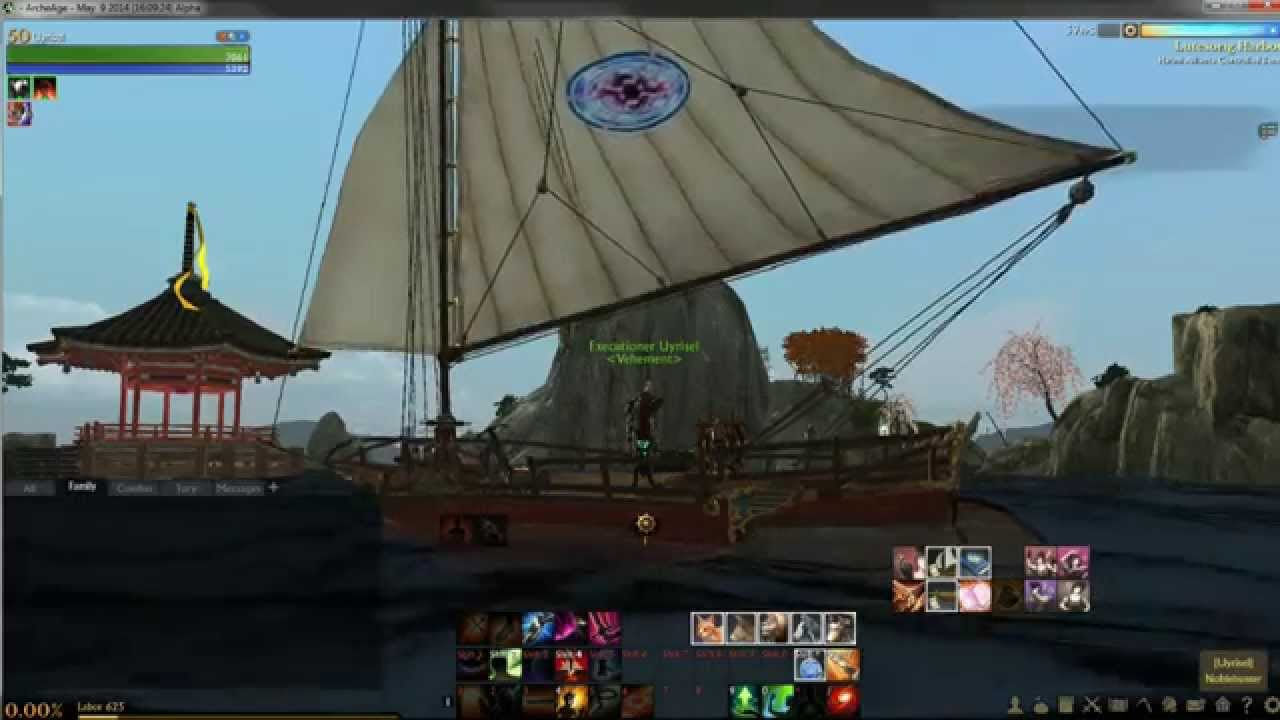archeage how to make crest