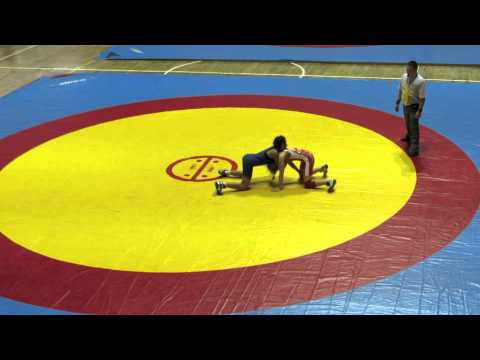 2012 Cadet Pan-American Championships: 40 kg Augusta Eve (CAN) vs. Venezuela