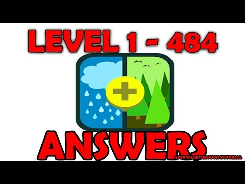 Pic Combo Level 1 - 484 - All Answers - Walkthrough ( By LOTUM media GmbH )