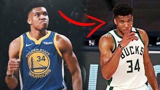 Giannis Antetokounmpo Made his Decision...