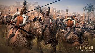Total War: Rome II (Легенда) – Парфия – 23 – эпизод.  ФИНАЛ
