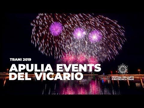 Festival dell'Arte Pirotecnica Trani 2019