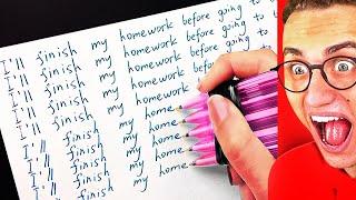 CRAZY School Life Hacks THAT ACTUALLY WORK!