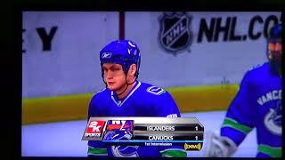 NHL 2K10 Xbox 360 Gameplay 1