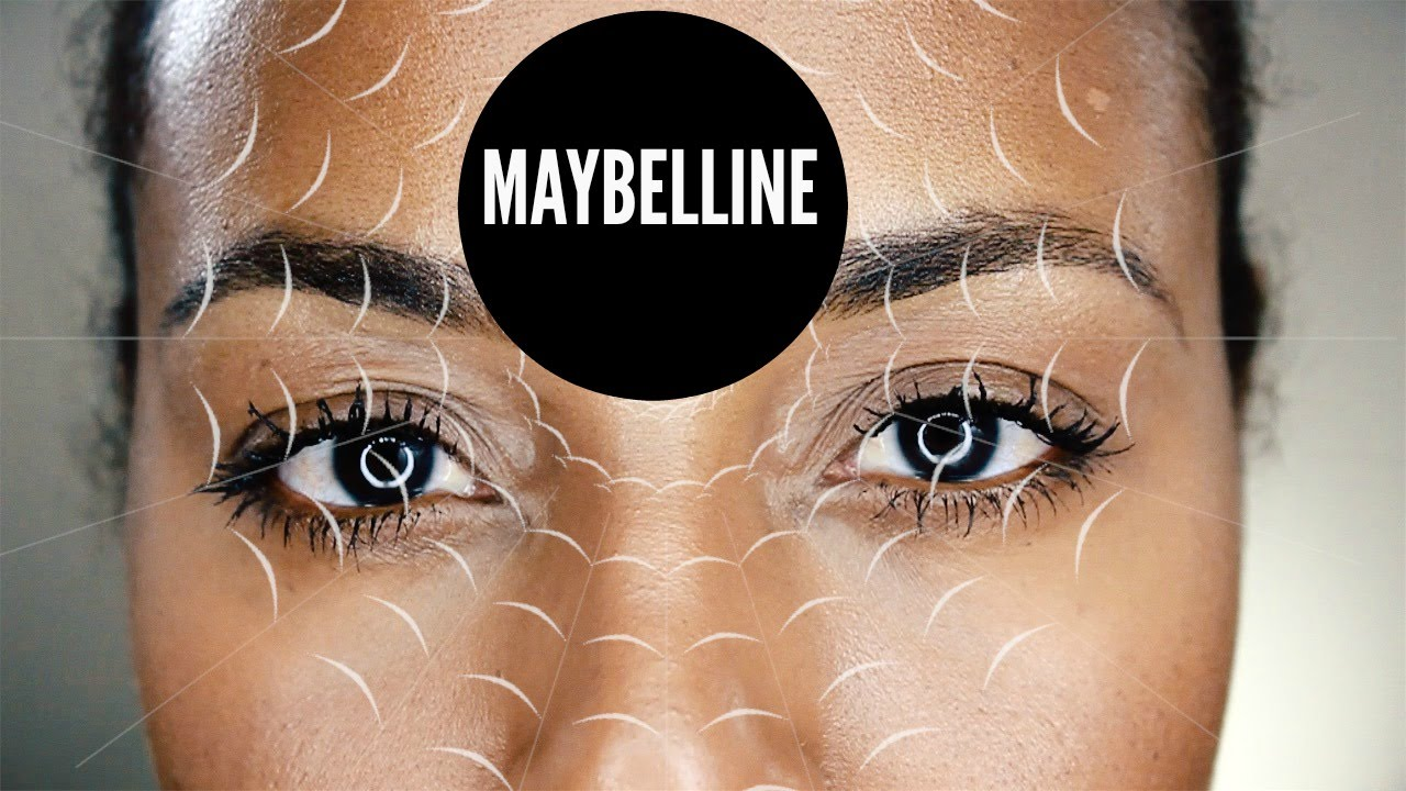 1cd2b00a420 Maybelline Colossal Spider Effect Mascara Review Video I ByBare - YouTube