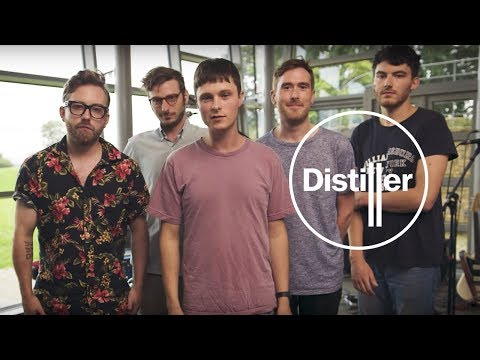 Swimming Tapes - What's On Your Mind | Live From The Distillery