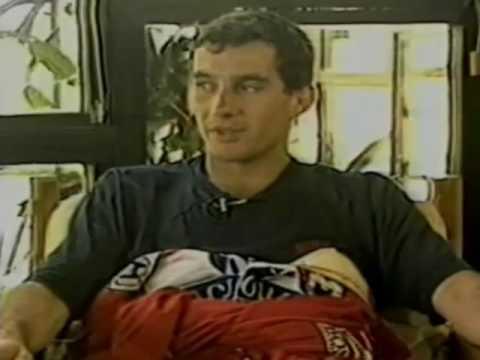 Leda Nagle entrevista Ayrton Senna