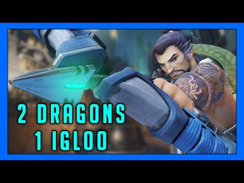 Thumbnail: Two Dragons, One Igloo
